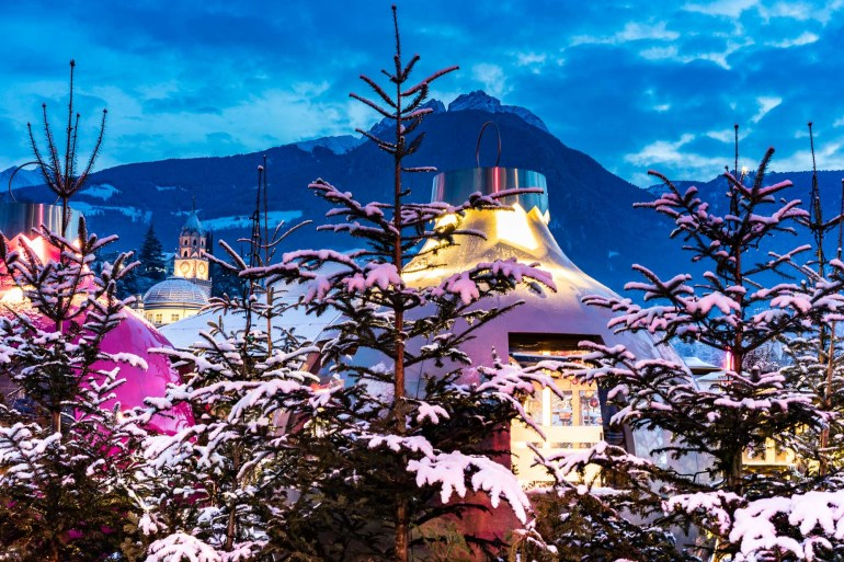 Mercatini Di Natale Di Merano.Il Golserhof Il Tuo Hotel Durante Il Mercatino Di Natale